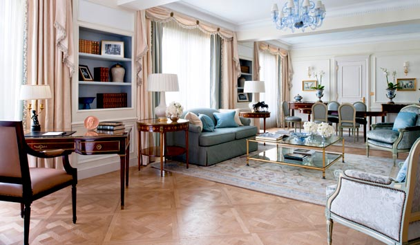 Four Seasons Hotel George V Paris: French Suite