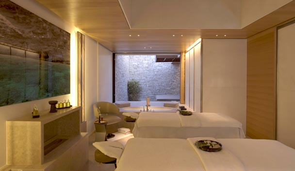 Amanzoe: Spa Treatment Suite