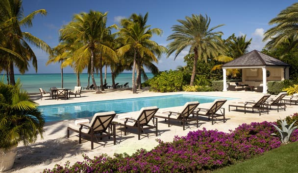 Oleander Estate House at Jumby Bay, A Rosewood Resort, Antigua