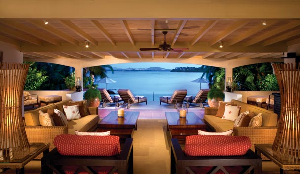 Sea Hare Villa at  Jumby Bay, A Rosewood Resort , Antigua