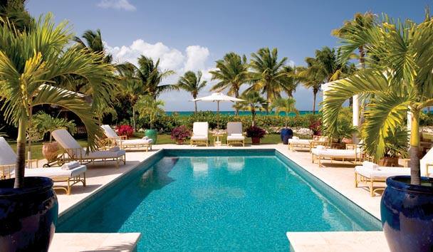 Tir Na Nog Estate House at  Jumby Bay, A Rosewood Resort , Antigua
