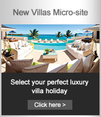 NEW AND DEDICATED VILLAS MICRO-SITE