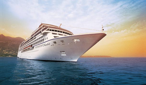 Luxury Cruise Holidays  Oceania Nautica  Elegant Resorts