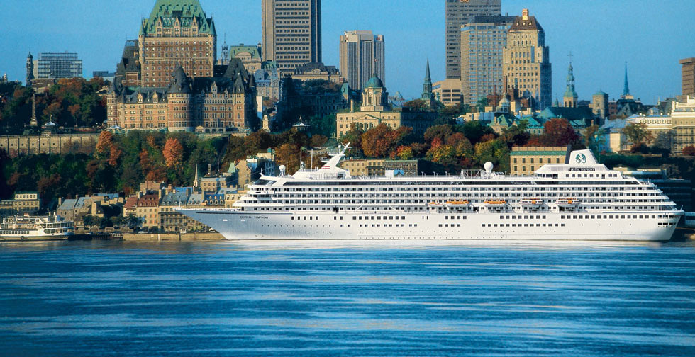 Luxury Cruises In Canada, New England & Greenland