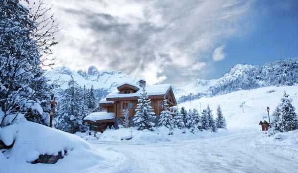 Portetta Hotel and Mountain Lodges: Blanchot Lodge