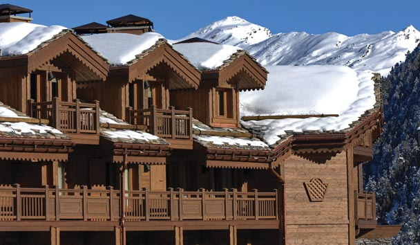 Portetta Hotel and Mountain Lodges: Exterior