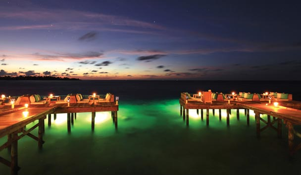 Six Senses Laamu: Longitude Restaurant