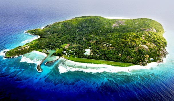 A Luxury Castaway Island Experience In The Seychelles