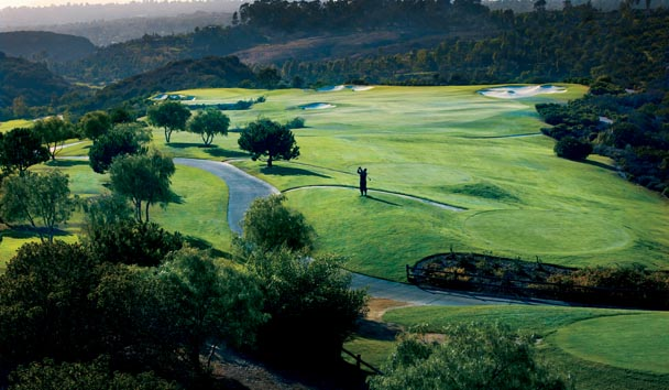 Fairmont Grand Del Mar: Golf Course