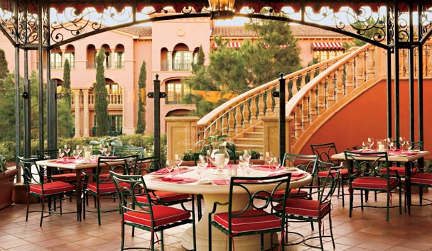 Fairmont Grand Del Mar: Restaurant Amaya