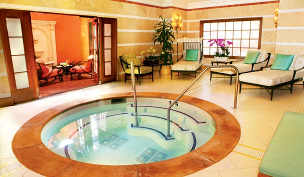 Fairmont Grand Del Mar: Spa