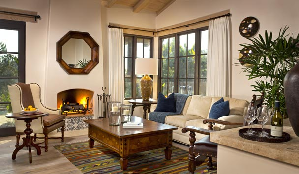 Rancho Valencia Resort & Spa: Valencia Suite