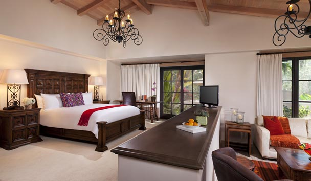 Rancho Valencia Resort & Spa: Olive Grove Suite