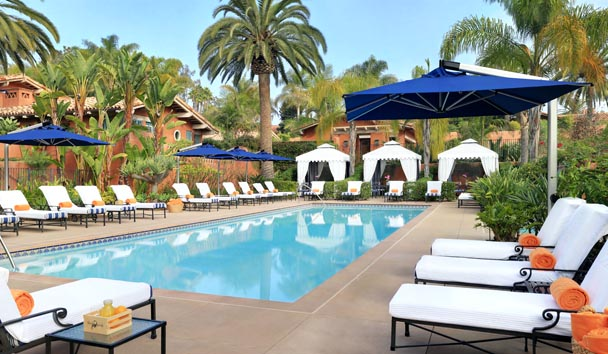 Rancho Valencia Resort & Spa: Outdoor Pool