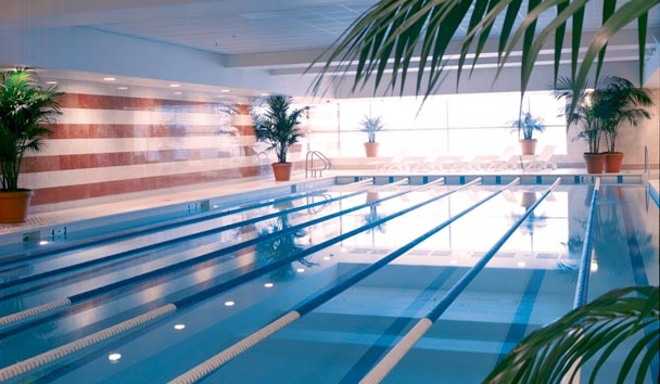 Four Seasons Hotel San Francisco: Indoor Swimming Pool