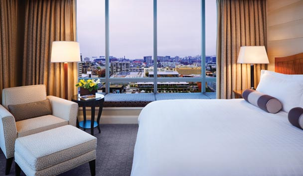 Four Seasons Hotel San Francisco: Premier Room