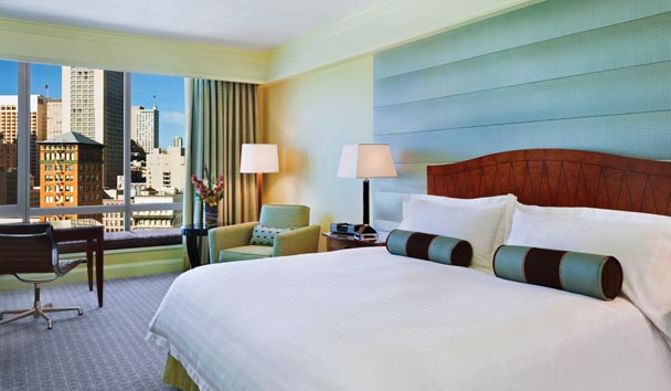 Four Seasons Hotel San Francisco: Deluxe Room