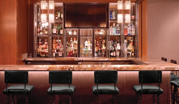 Four Seasons Hotel San Francisco: MKT Bar