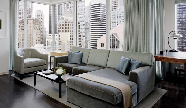 The St. Regis San Francisco: Astor Suite