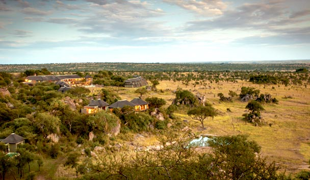 Four Seasons Safari Lodge, Serengeti: Location of Serengeti