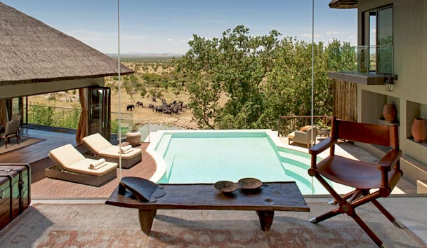 Four Seasons Safari Lodge, Serengeti: Presidential Villa