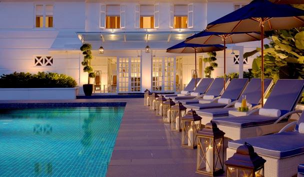 The majestic hotel kuala lumpur malaysia elegant resorts - Piccolo hotel kuala lumpur swimming pool ...