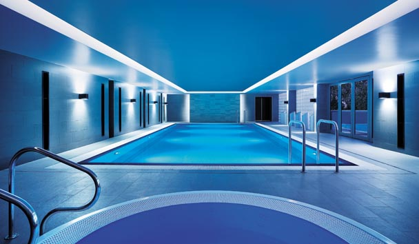 Shangri-La Hotel, Sydney: Indoor Swimming Pool