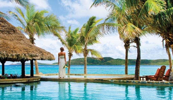 Necker Island: Wedding at Necker Island