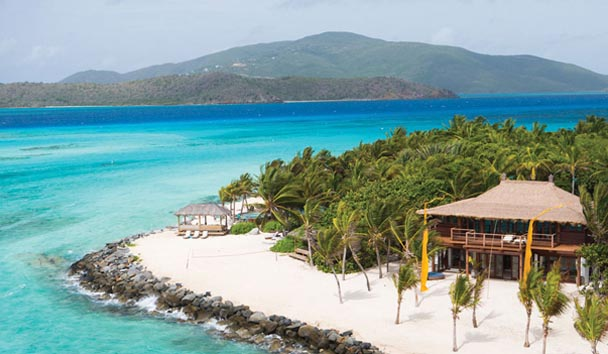 Necker Island, The British Virgin Islands
