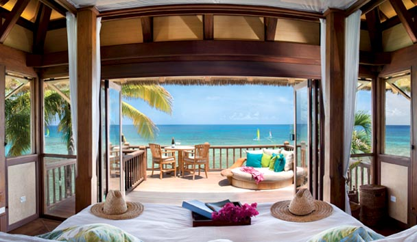 Necker Island: Individual Room with Balcony