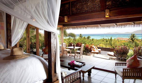 Necker Island: Room with Balcony
