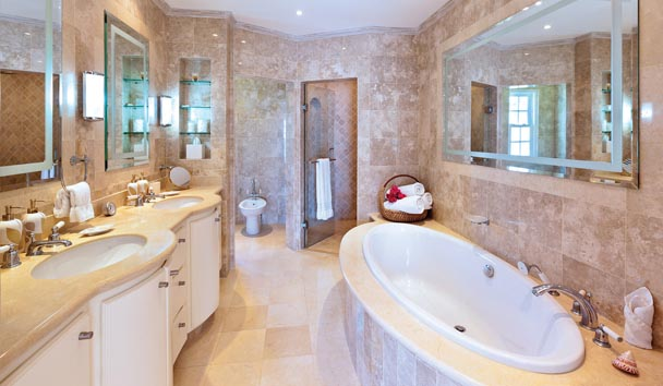 Illusion Villa at Sugar Hill Estate: Bathroom