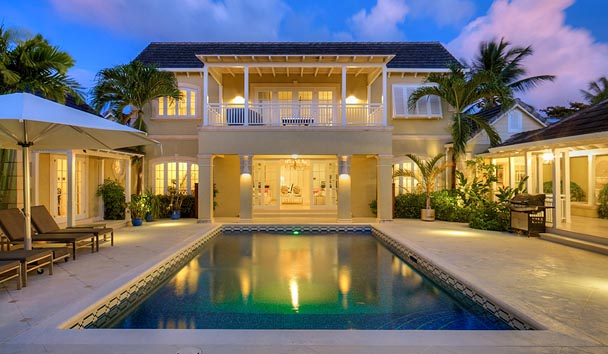 Tradewinds: Villa Exterior and Outdoor Pool