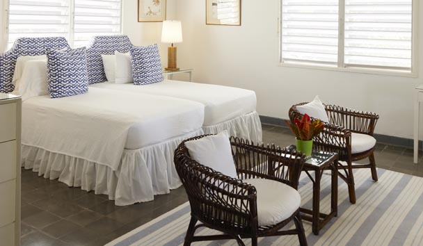 Classic Villas at Round Hill: Twin Room