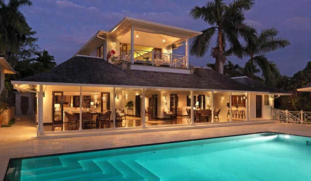 Luxury Villas at Round Hill