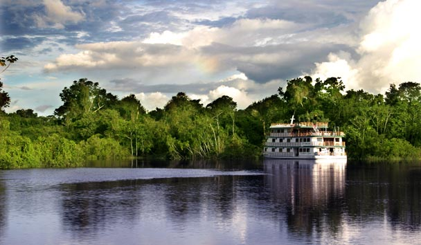 Amazon Clipper Premium: Amazon River