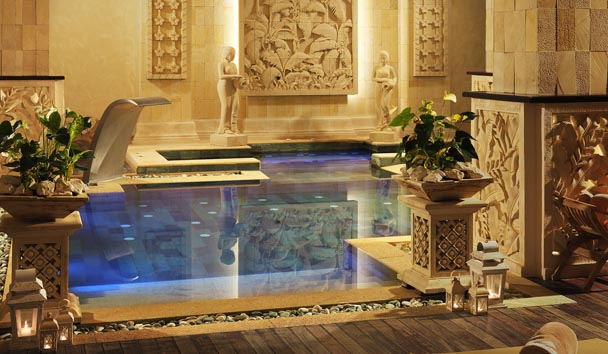 Royal Garden Villas & Spa: Wellness Centre
