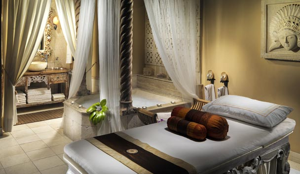 Royal Garden Villas & Spa: Spa Treatment at the Wellness Centre