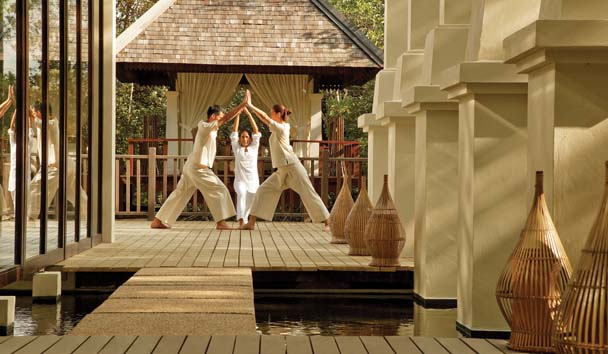 Gaya island Resort: The Spa Village