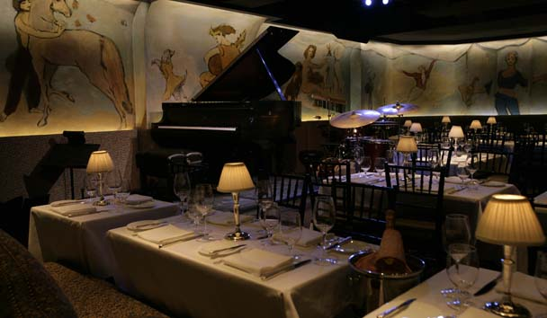 The Carlyle, A Rosewood Hotel: Cafe Carlyle