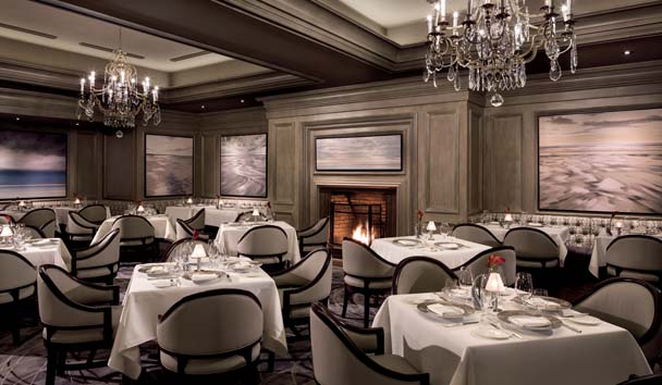 The Ritz-Carlton, Naples: The Grill Steakhouse