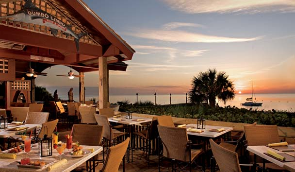 The Ritz-Carlton, Naples: Gumbo Limbo Restaurant