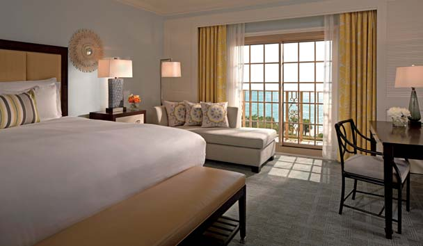 The Ritz-Carlton, Naples: Guestroom