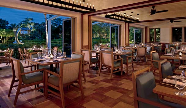 The Ritz-Carlton, Naples: Terrazza Restaurant