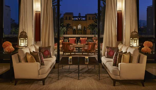 Four Seasons Resort Marrakech: Inara Lounge