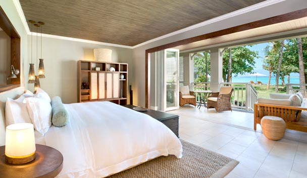 The St. Regis Mauritius Resort: Deluxe Room Ocean View