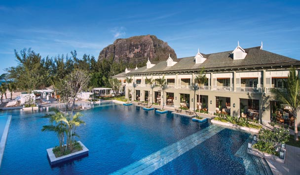 The St. Regis Mauritius Resort: The Manor House Swimming Pool