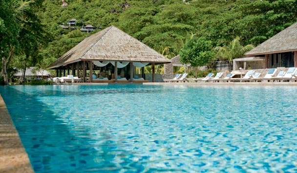 Four Seasons Resort Seychelles: Resort Pool