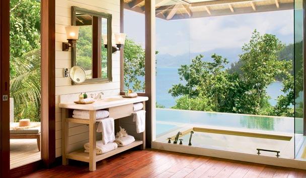 Four Seasons Resort Seychelles: Serenity Villa