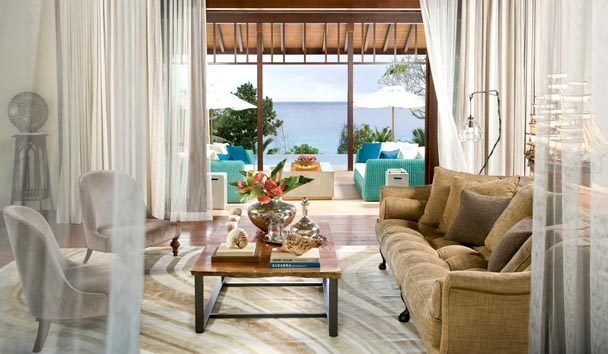 Four Seasons Resort Seychelles: Two Bedroom Presidential Suite